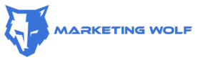 Marketing Wolf Logo